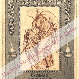 Exlibris -  Gruenewaldt, Moritz von, Grafiker (1870-1933).