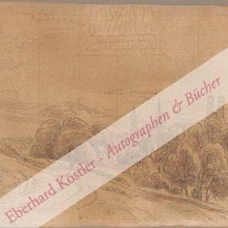 Kobell, Franz, Maler und Zeichner (1749-1822).