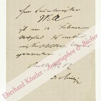 Meidinger, Heinrich, Physiker (1831-1905).