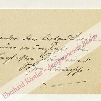 Edward, Hugo, Schauspieler (1845-1914).