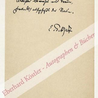 Gebhardt, Eduard von, Maler (1838-1925).