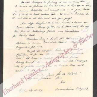 Kommerell, Max, Literaturhistoriker und Schriftsteller (1902-1944).
