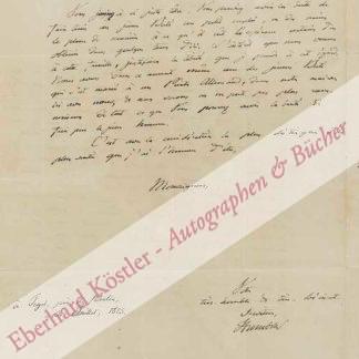 Humboldt, Wilhelm von, Gelehrter und Staatsmann (1767-1835).