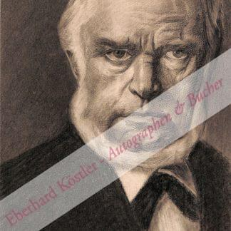 Berg, Alban, Komponist (1885-1935).
