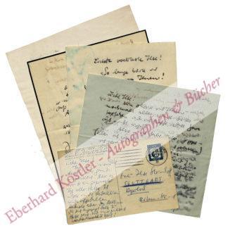 Bachem, Bele, Malerin und Zeichnerin (1916-2005).