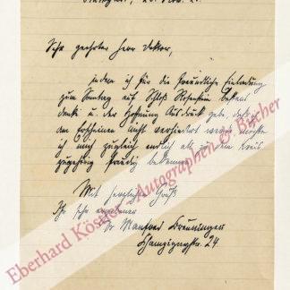 Breuninger, Manfred, Arzt (Daten nicht ermittelt).