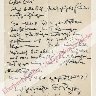 Ketz, Fritz, Maler und Graphiker (1903-1983).