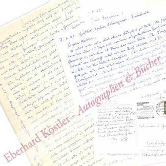 Reisiger, Hans, Schriftsteller (1884-1968).