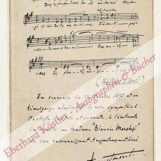 Moret, Ernest, Komponist (1871-1949).