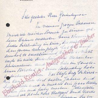 Ammers-Küller, Jo van, Schriftstellerin (1884-1966).