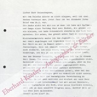 Danella, Utta (eigentl. Denneler), Schriftstellerin (1924-2015 ).