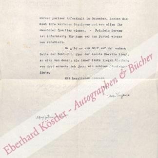 Benjamin, Walter, Schriftsteller und Philosoph (1892-1940).