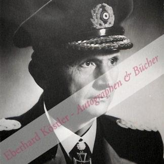 Dönitz, Karl, Großadmiral (1891-1980).