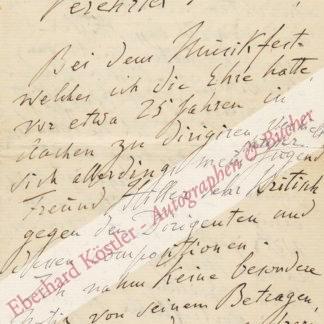 Liszt, Franz, Komponist und Pianist (1811-1886).