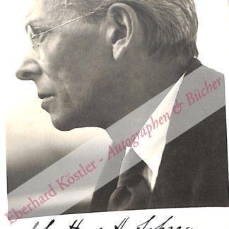 Pizzetti, ldebrando, Komponist (1880-1968).