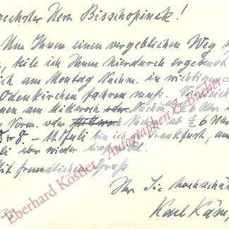 Kämpf, Karl, Komponist (1874-1950).