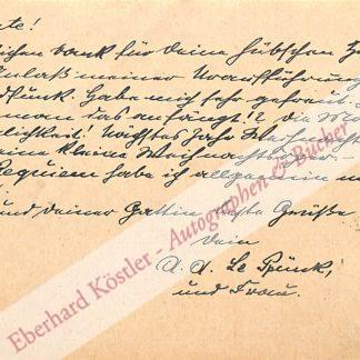Knüppel, Anton Alexander, Heimatkomponist (1880-1940).