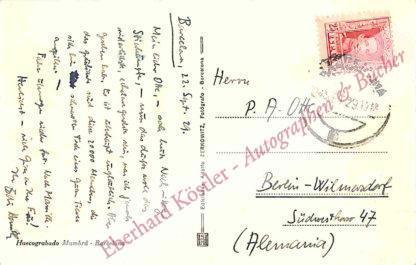 Horváth, Ödön von, Schriftsteller (1901-1938).