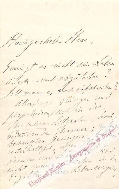Liszt, Franz, Komponist (1811-1886).