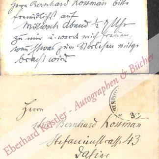 Scheffel, Josef Viktor von, Schriftsteller (1826-1886).