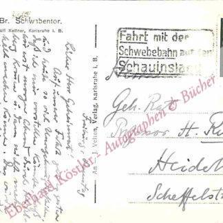 Glockner, Hermann, Philosoph (1896-1979).