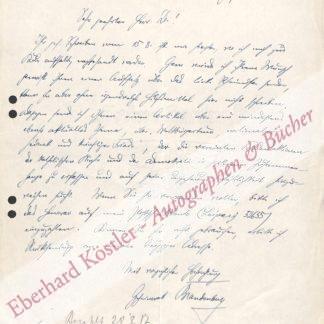 Brandenburg, Erich, Historiker und Genealoge (1868-1946).