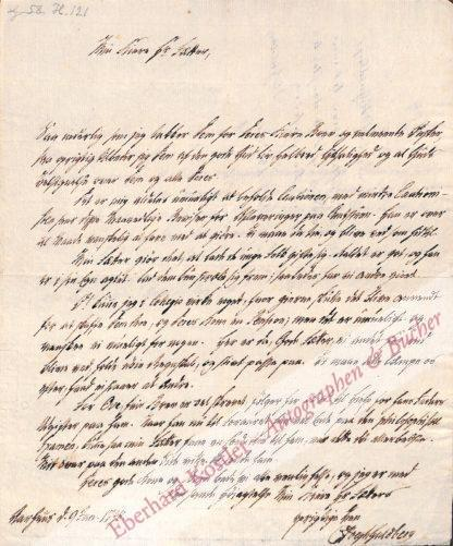Hoegh-Guldberg (bis 1777 Guldberg), Ove, dänischer Theologe und Historiker (1731-1808).