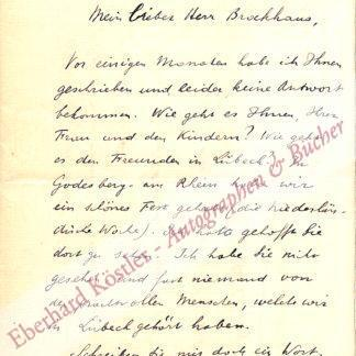 De Clercq, René, Schriftsteller und Politiker (1877-1932).