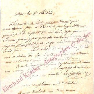 Napoléon Bonaparte, Charles Louis (Napoleon III.), Staatspräsident und Kaiser der Franzosen (1808-1873).