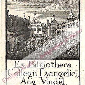 Augsburg -  Exlibris -,  .