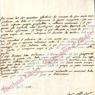 Scarpa, Antonio, Anatom (1752-1832).