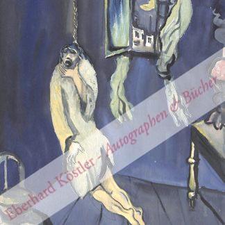 Reinhardt, Franz, Maler (1904-1965).