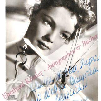 Schneider, Romy, Schauspielerin (1938-1982).