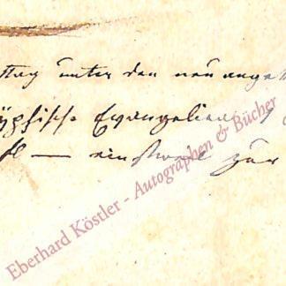 Brentano, Clemens, Schriftsteller (1778-1842).