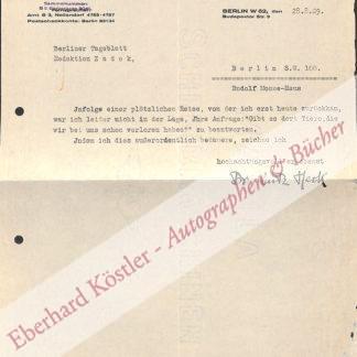 Heck, Lutz, Zoologe (1892-1983).