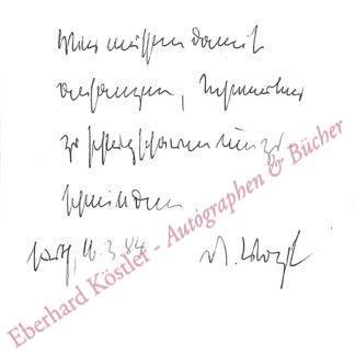 Vogel, Hans-Jochen, Politiker (geb. 1926).