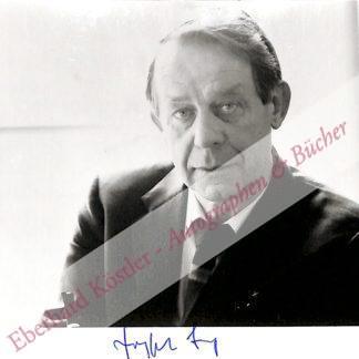 Lenz, Siegfried, Schriftsteller (1926-2014).
