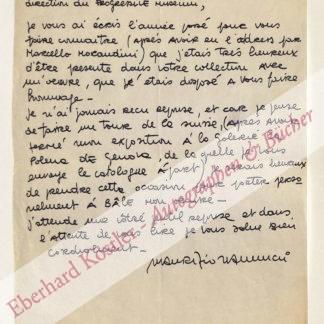 Nannucci, Maurizio, Maler (geb. 1939).