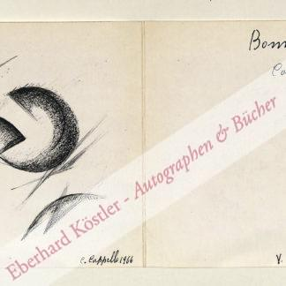 Cappello, Carmelo, Bildhauer (1912-1996).