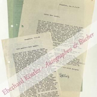 Mon (eig. Löffelholz), Franz, Schriftsteller (geb. 1926).