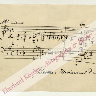 Buths, Julius, Pianist und Komponist (1851-1920).