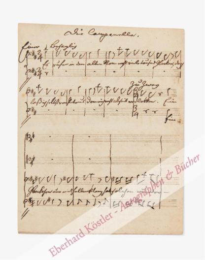 Zelter, George, Maurermeister und Bauunternehmer, Vater des Komponisten (1723-1787).