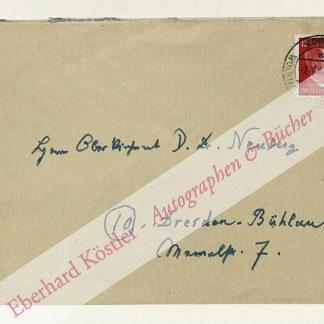 Planck, Max, Physiker und Nobelpreisträger (1858-1947).