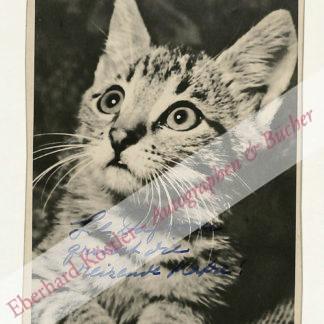 Dagover, Lil, Schauspielerin (1887-1980).