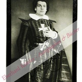 Moissi, Alexander, Schauspieler (1879-1935).