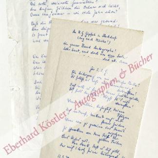 Göpfert-von Heydebrand und der Lasa, Renate, Literaturwissenschaftlerin (1933-2011).
