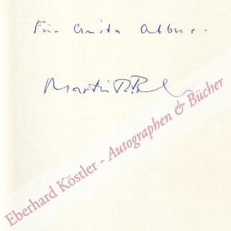 Becher, Martin Roda, Schriftsteller (geb. 1944).