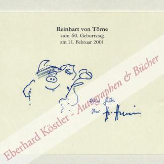 Heine, Helme, Grafiker (geb. 1941).