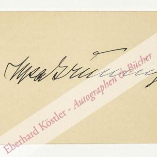 Grüning, Ilka, Schauspielerin (1876-1964).