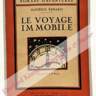 Renard, Maurice, Schriftsteller (1875-1939).